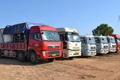 液氮运输车辆